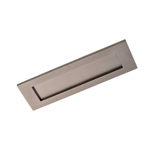 Wickes Letterbox - Victorian 76 x 255mm  sc 1 st  Wickes & Numerals \u0026 Door Accessories | Door Furniture \u0026 Accessories | Wickes ...