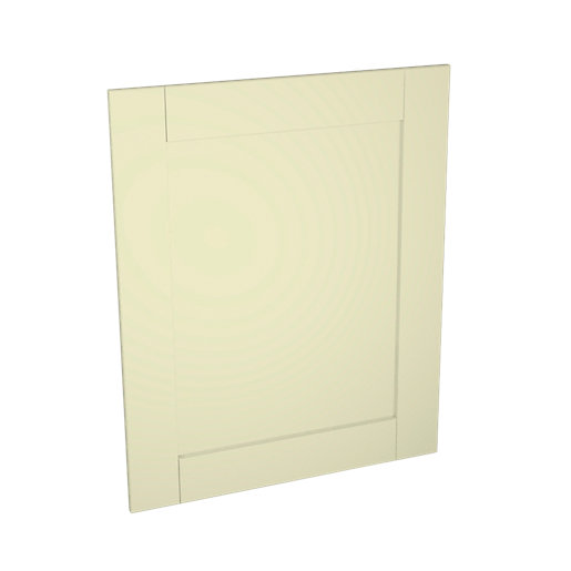 Wickes Ohio Cream Shaker Appliance Door (B) -
