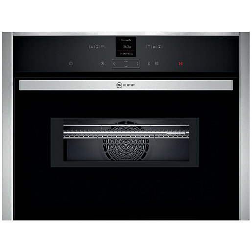 Neff Built In Compact Multifunction Combination Microwave
