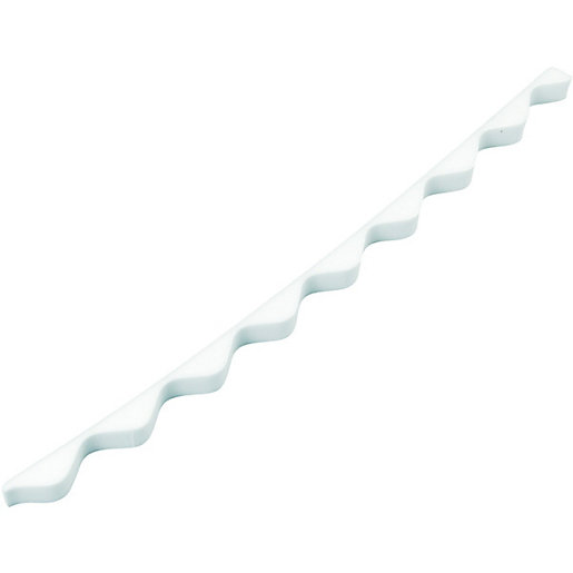 Wickes Eaves Fillers for Corrugated Sheets Pack 6