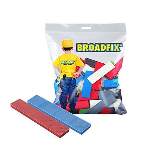 Broadfix Assorted Glazing Flat Packers - Pack of
