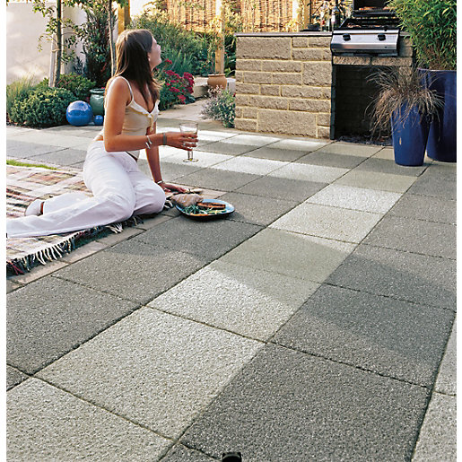 Marshalls Argent Coarse Light Grey 400 X 400 X 38mm Paving Slab  Pack Of 60  Wickescouk. Outside Decorating Ideas For Easter. Concrete Patio Vs Paver Patio Cost. Outside Patio Bars Austin. Woodard Patio Furniture Costco. Sale Patio Furniture Target. Patio Furniture Kmart Stores. Build Patio Cover Without Permit. Spanish Patio House