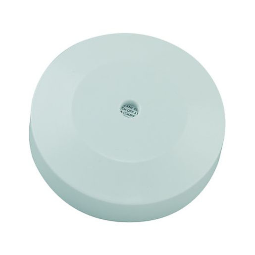 Wickes 3 terminal earth ceiling rose white wickes mouse over image for a closer look aloadofball Images