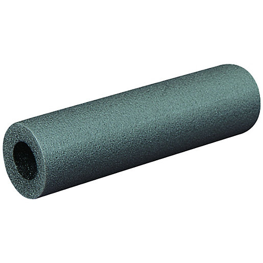 Wickes economy pipe insulation 22 x 1000mm pack of 5 for Insulation for copper heating pipes