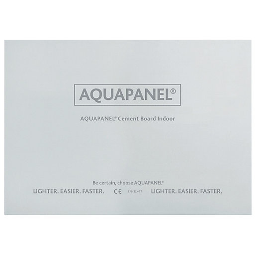Knauf New Aquapanel Board - 12.5mm x 900mm