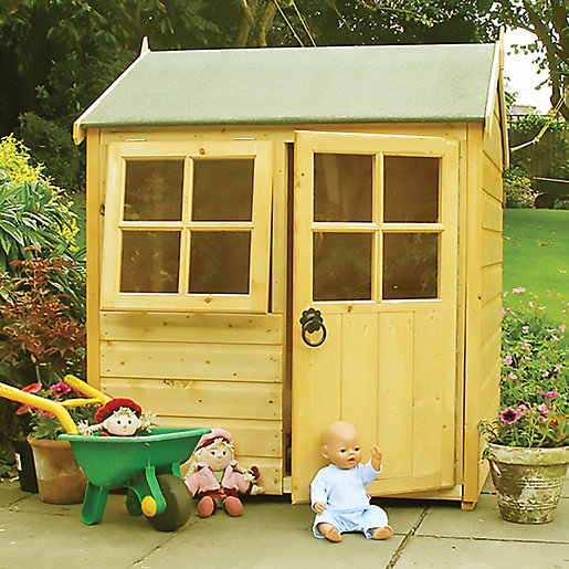Shire 4 x 4 ft Bunny Entry Level