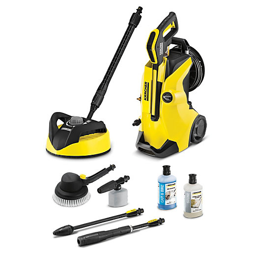 karcher k4 premium full control home car pressure washer kit. Black Bedroom Furniture Sets. Home Design Ideas