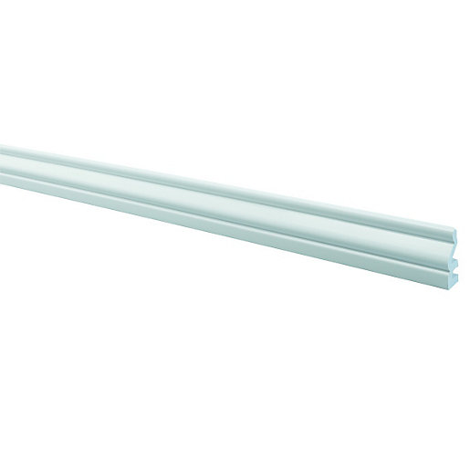 Wickes PVCu White Ogee Architrave 50 x 2500mm