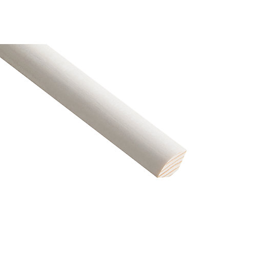 Wickes Primed Quadrant Moulding 21mm X 21mm X 2 4m
