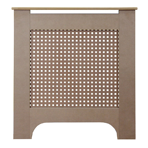 Wickes Halsted Mini Radiator Cover Unfinished - 780