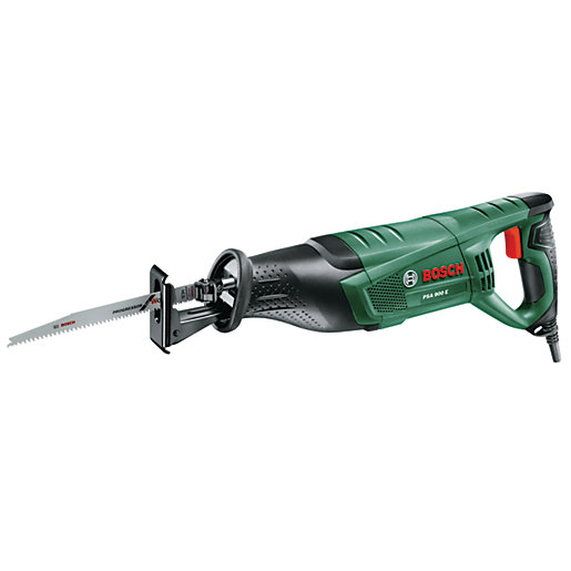 Bosch PSA 900 E Corded Reciprocating Saw 240V