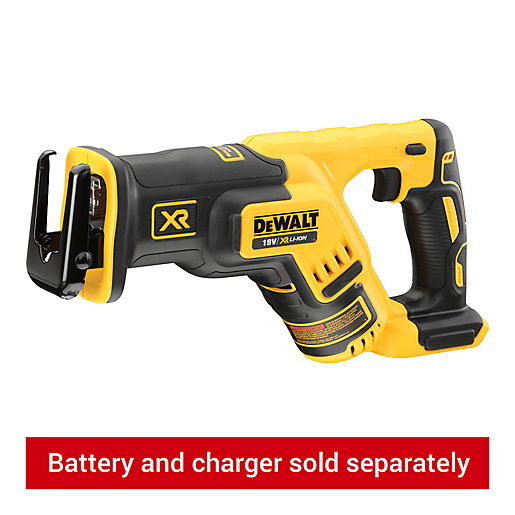 DEWALT DCS367N-XJ 18V XR Brushless Compact Cordless Reciprocating