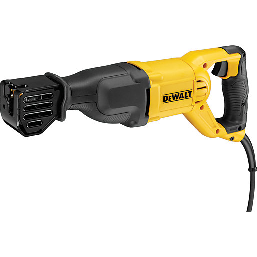 DEWALT DWE305PK-LX Corded Reciprocating Saw 110V - 1100W