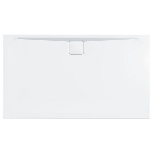 Nexa By Merlyn 25mm Rectangular Low Level White