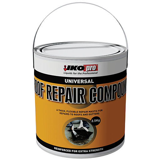 Ikopro Universal Roof Repair Compound - 2.5kg
