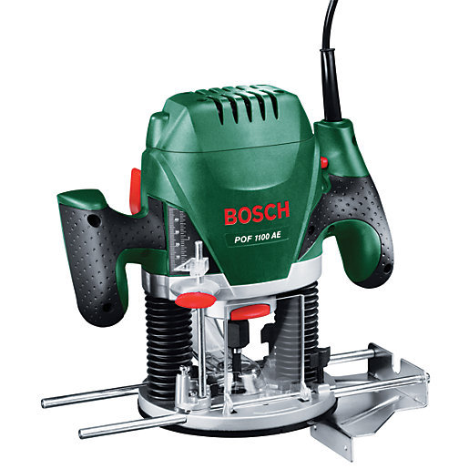 Bosch POF 1400 ACE 1/4in Corded Plunge Router
