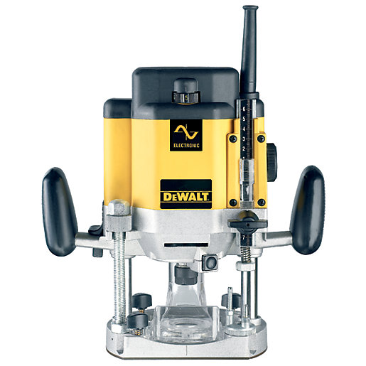 DEWALT DW625EK-GB 1/2 In Variable Speed Corded Plunge