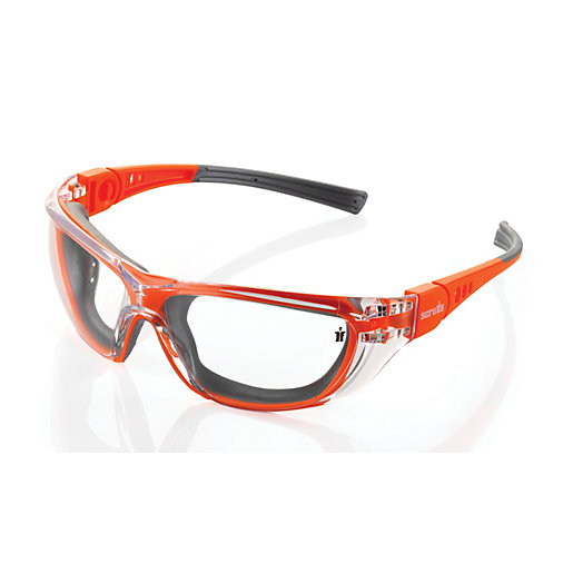 Falcon Safety Spectacles - Anti Fog Lens