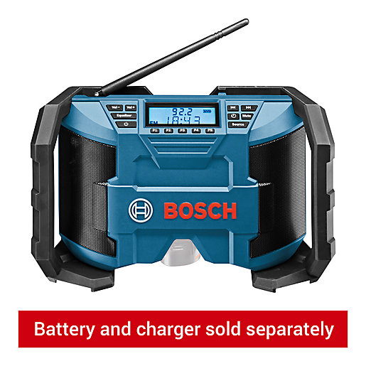 Bosch Professional GML Soundboxx 14.4V/18V AM/FM Site Radio