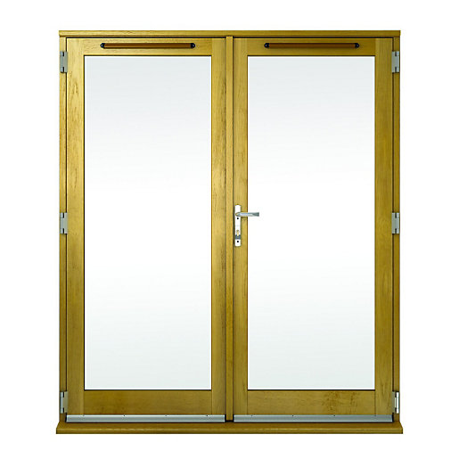 Wooden French Doors Exterior French Doors Wickes