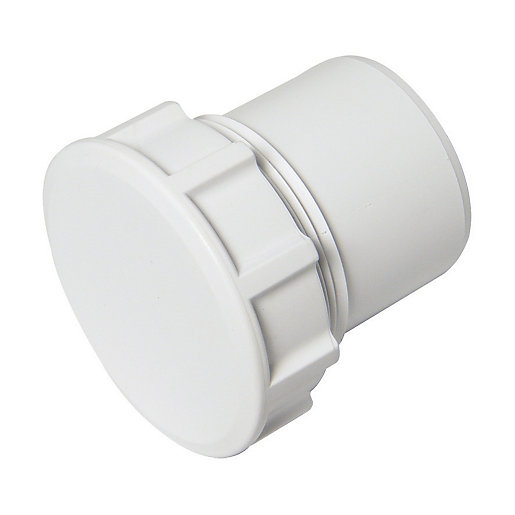 FloPlast WS31W Solvent Weld Waste Access Cap -