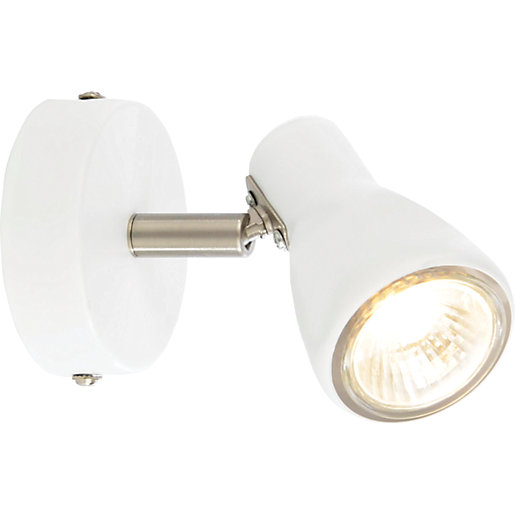 INLIGHT Curtis Spotlight Wall White
