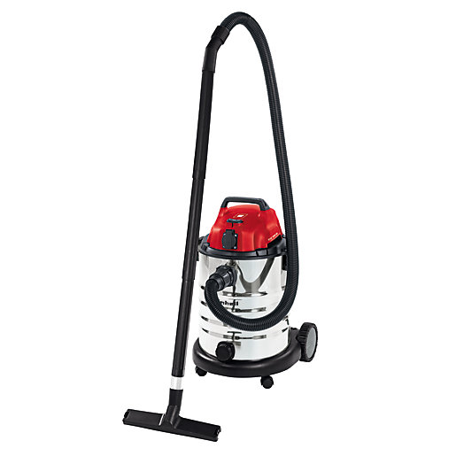 Einhell TE-VC 1930 SA 30 Litre Stainless Steel
