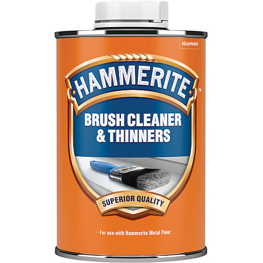 Hammerite Brush Cleaner & Thinners - 1L