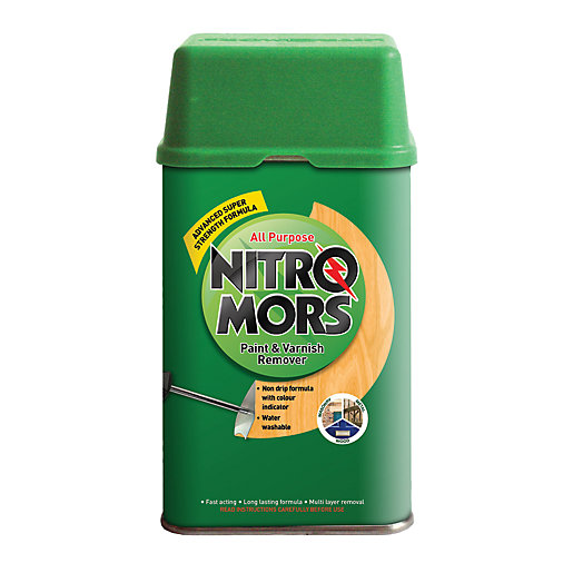 Nitromors Paint Amp Varnish Remover 750ml Wickes Co Uk
