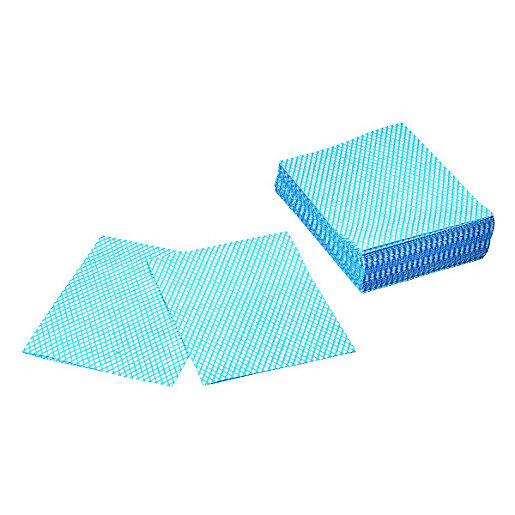 Wickes Decorators Cleaning Cloths - Pack of 50