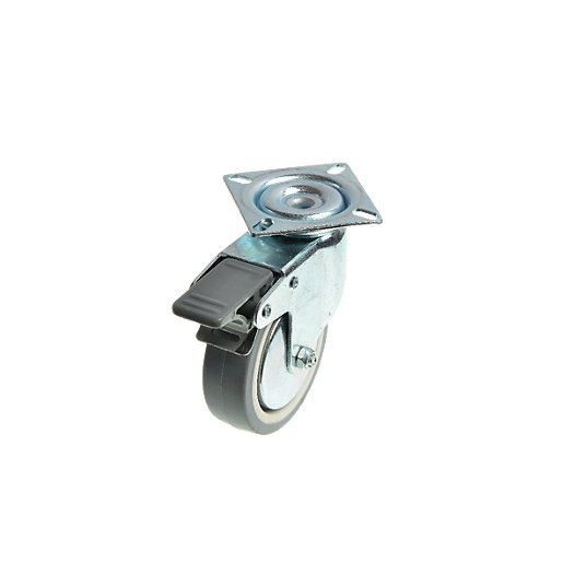 Wickes Heavy Duty Castor Wheel Swivel Plate with
