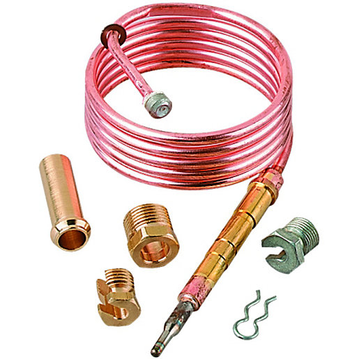 Thermostats central heating controls wickes wickes universal boiler thermocouple kit cheapraybanclubmaster Choice Image