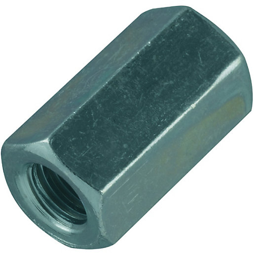 Wickes Studding Connectors - M8 Pack of 4