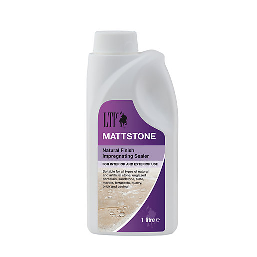 LTP Mattstone Sealer for Natural Stone Tiles &