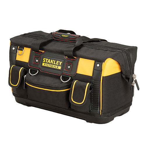 Stanley Fmst1 71 180 Fatmax Open Mouth Rigid Tool Bag 20in