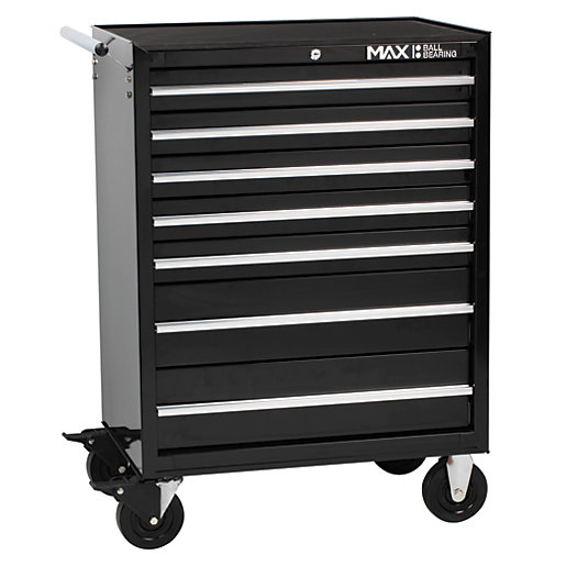 Hilka Professional 7 Drawer Rollaway Tool Cabinet