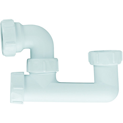 Floplast TLB45 Low Level Bath Trap - 40mm
