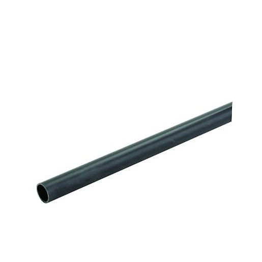 Wickes Round Conduit - Black 20mm x 2m