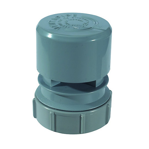 McAlpine VP15m Ventapipe Air Admittance Valve with 1inch