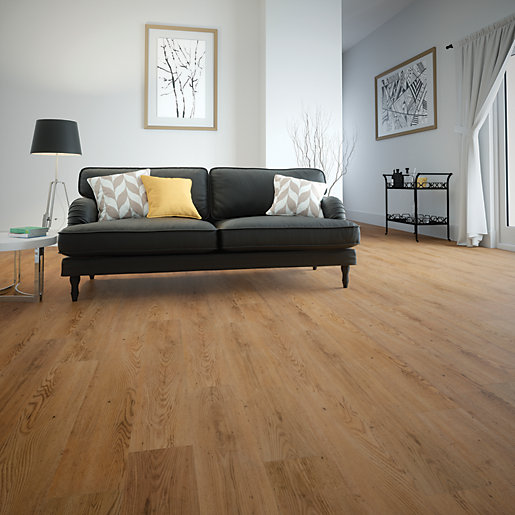 Cetona Oak Luxury Vinyl Flooring