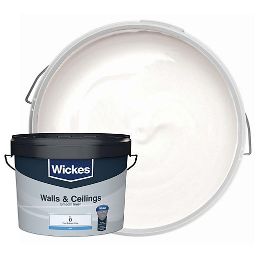 Wickes Colour @ Home Vinyl Matt Emulsion Paint