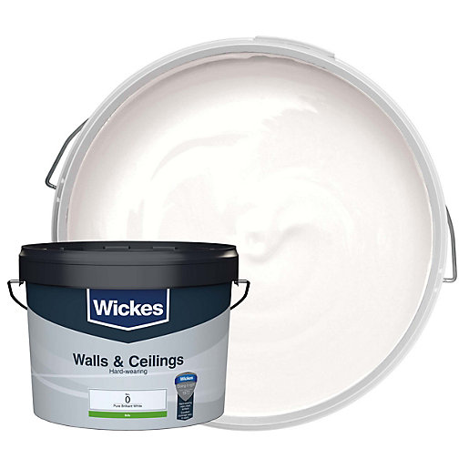 Wickes Colour @ Home Vinyl Silk Emulsion Paint