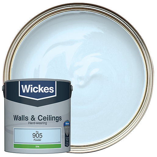 Wickes Powder - No. 905 Vinyl Silk Emulsion
