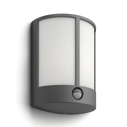 Philips Stock LED Wall Light with PIR -