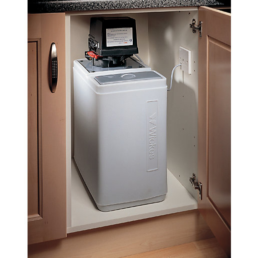 Wickes E10t Fully Automatic Robust Water Softener Unit
