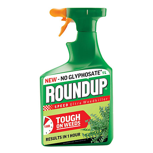Roundup Speed Weed Killer 1L