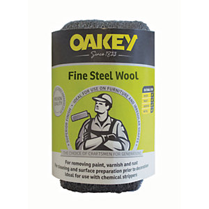 Oakey Steel Wool - Fine