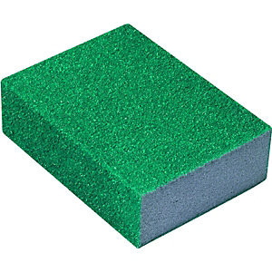 Wickes Flexible Sanding Sponge - Medium/Coarse