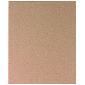 Wickes General Purpose Coarse Sandpaper - Pack of 5