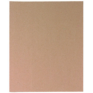 Wickes General Purpose Medium Sandpaper - Pack of 5